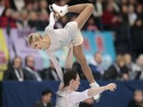 Aliona Savchenko, Bruno Massot
