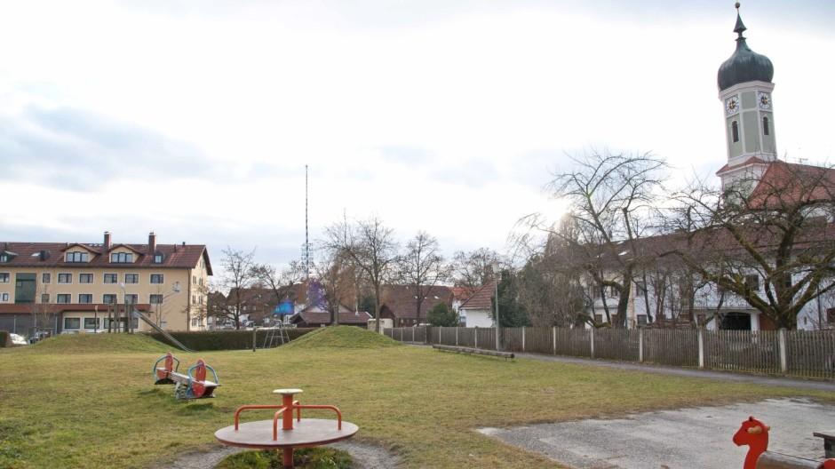 Unter anderem will die Gemeinde jetzt einen Neubau am Schmiedweg in Angriff  nehmen - unumstritten ist der Standort aber nach wie vor nicht 8b37ee7f96e