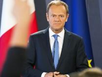 EU-Verhandlungsposition für den  Brexit