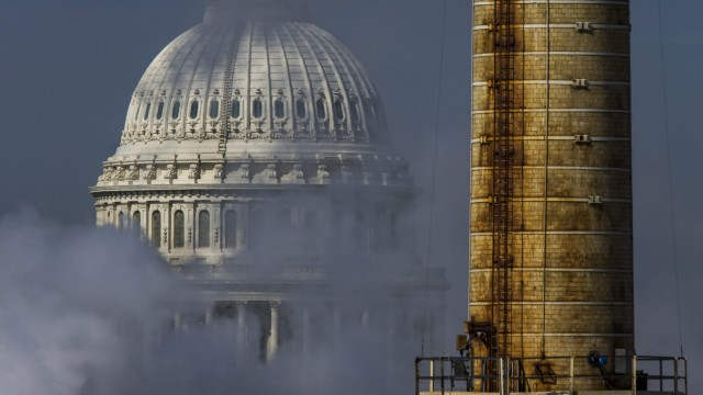 Kohlekraftwerk in Washington