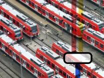 S-Bahn Z¸ge in M¸nchen, 2008