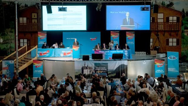 AfD-Landesparteitag Bayern