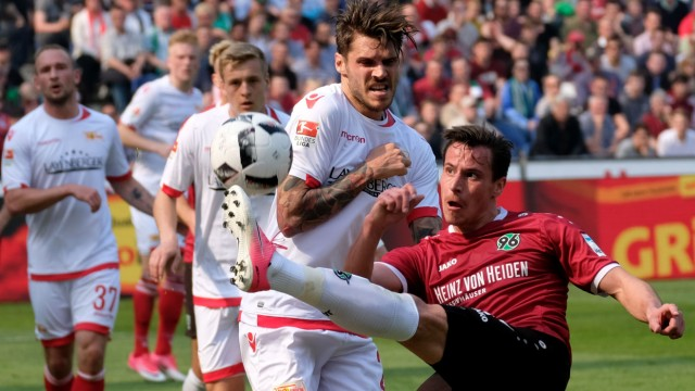 Hannover 96 - 1. FC Union Berlin
