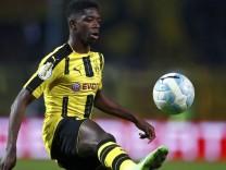 German Soccer Cup - Quarter Final - Sportfreunde Lotte v Borussia Dortmund