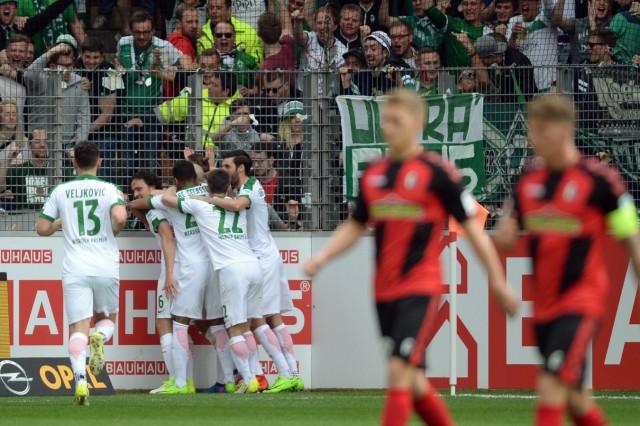 SC Freiburg - Werder Bremen