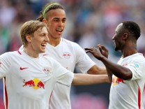 RB Leipzig - Darmstadt 98