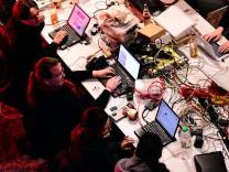 Hacker vom Chaos Computer Club