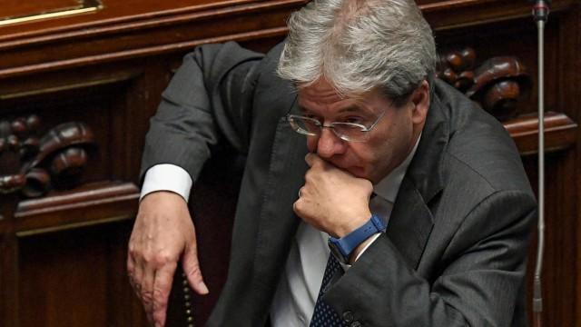 Paolo Gentiloni Paolo Gentiloni