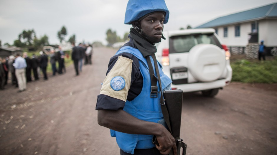 UN Mission Monusco Kongo