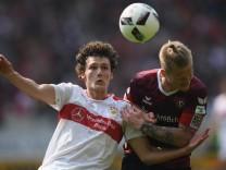 VfB Stuttgart v Dynamo Dresden - Second Bundesliga