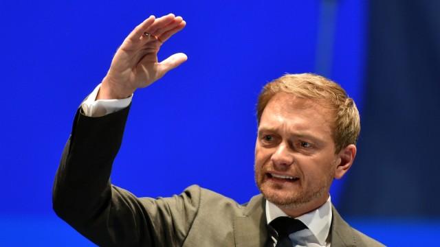 Landesparteitag der NRW-FDP