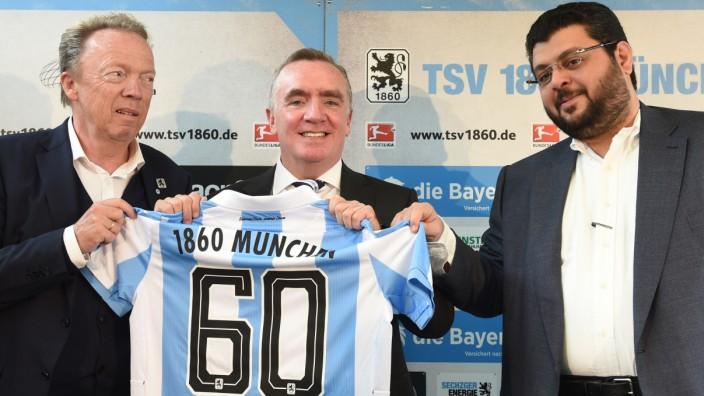 1860 München präsentiert neuen Geschäftsführer
