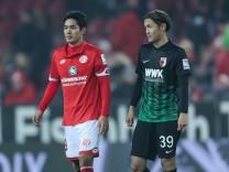 1. FSV Mainz 05 v FC Augsburg - Bundesliga; Augsburg