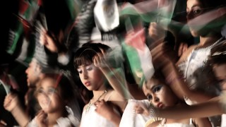 Mass wedding in Gaza strip
