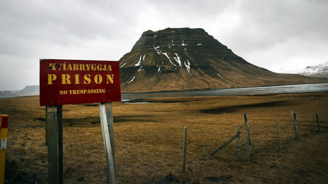 Convicted Icelandic Bankers Spend Time in Isolated Prison