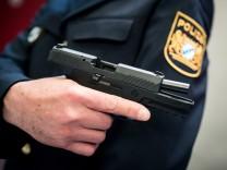 Neue Dienstpistole für Bayerische Polizei