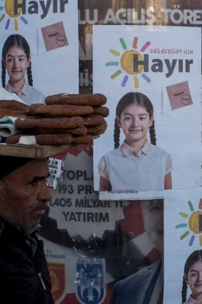 The Road To The Turkish Referendum