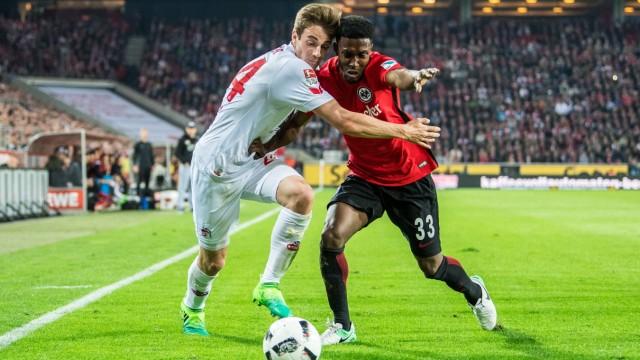 1. FC Koeln v Eintracht Frankfurt - Bundesliga; Köln Frankfurt