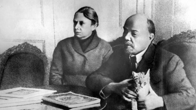 100 Jahre Lenins Zugfahrt