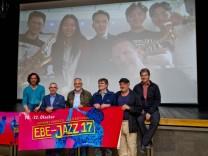 EBE-JAZZ 2017 Pressekonferenz