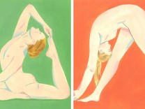 Yoga-Trends aus den USA (Symbolbild)