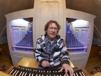 Kirchenmusiker Marcus Rummel