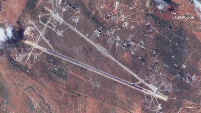 Krieg in Syrien Raketenangriff in Homs