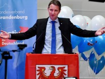 Landesparteitag der AfD Brandenburg
