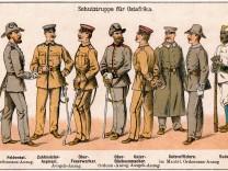 Schutztruppe für Deutsch-Ostafrika