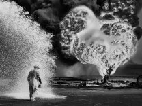Ölkatastrophe in Kuwait