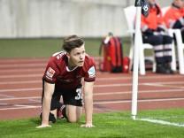 07 04 2017 Fussball Saison 2016 2017 2 Fussball Bundesliga 28 Spieltag 1 FC Nürnberg N