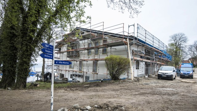 Bernried am Starnberger See Renovierung