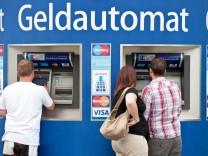 Bankautomaten