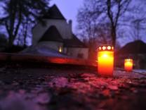 Denkmal für Euthanasie-Opfer im Isar-Amper-Klinikum in Haar, 2010