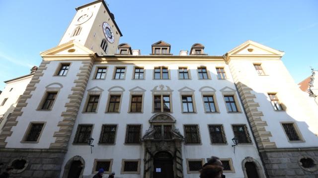 Hochzeit regensburg altes rathaus