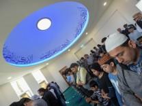 Neue Moschee in Augsburg