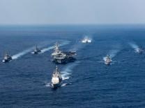 US-Flugzeugträger USS Carl Vinson