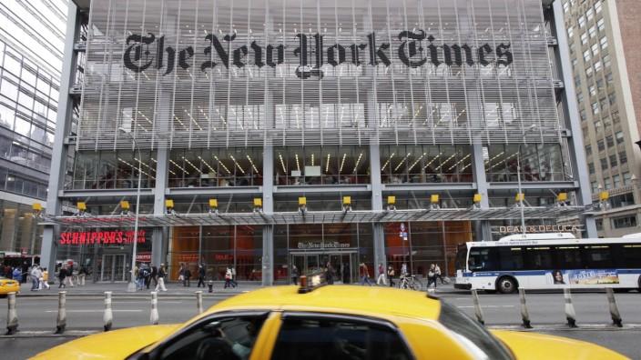 New York Times Pulitzer