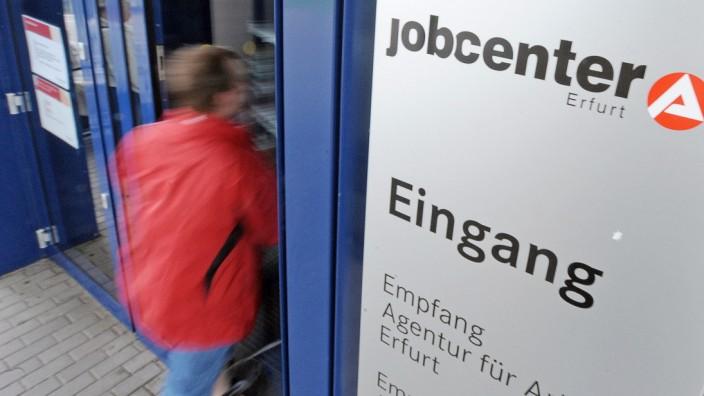 Jobcenter in Thüringen