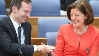 Konstituierende Sitzung Landtag Rheinland-Pfalz