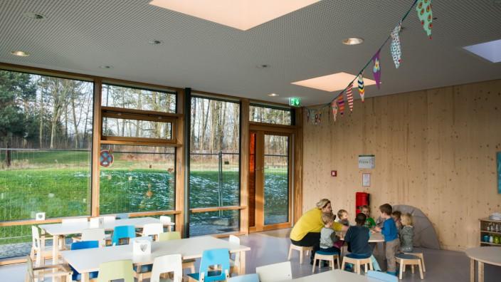 Kindertagesstätte Bundeswehrkrankenhaus Villa SanIgel, 2015
