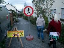 Rückkehr Zwergackerweg, Freimann