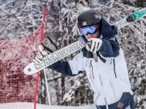 Julius Garbe, Ski-Freestyler aus Ebersberg