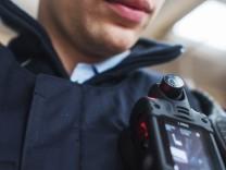 Bundespolizei testet mobile Körperkameras