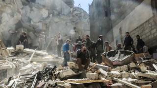Krieg in Syrien Völkerrecht
