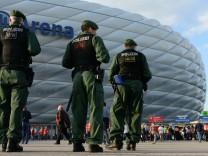 Sicherheitskonzept für Bayern-Spiel