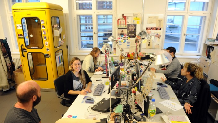 Büro, Office, Telekom