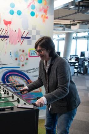 Neues Facebook-Büro in Berlin