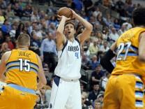 Dallas Mavericks - Denver Nuggets