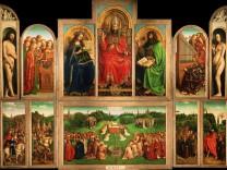 Forscher entschlüsselt 'Genter Altar'